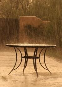 Meja Hujan